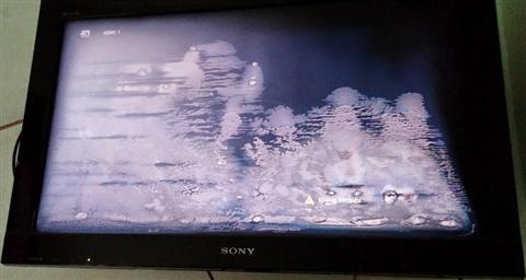 3 biện pháp khắc phục tivi sony bị phồng rộp màn hình