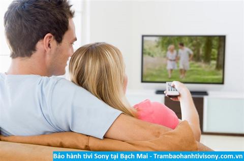 Bảo hành sửa chữa tivi Sony tại Bạch Mai