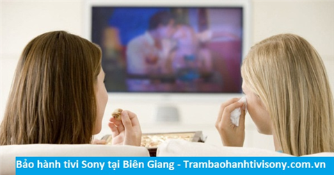 Bảo hành sửa chữa tivi Sony tại Biên Giang