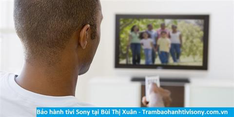 Bảo hành sửa chữa tivi Sony tại Bùi Thị Xuân