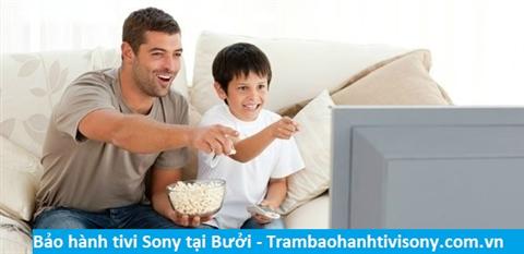 Bảo hành sửa chữa tivi Sony tại Bưởi