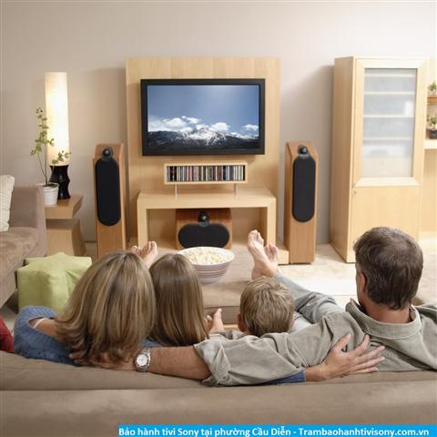 Bảo hành tivi Sony tại Cầu Diễn