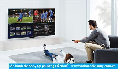 Bảo hành sửa chữa tivi Sony tại Cổ Nhuế