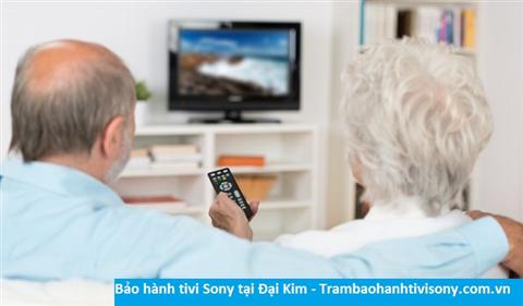 Bảo hành sửa chữa tivi Sony tại Đại Kim