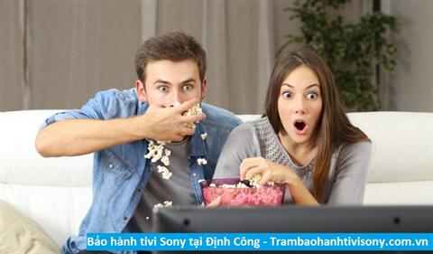 Bảo hành sửa chữa tivi Sony tại Định Công