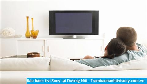 Bảo hành sửa chữa tivi Sony tại Dương Nội
