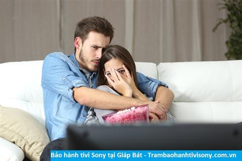 Bảo hành sửa chữa tivi Sony tại Giáp Bát