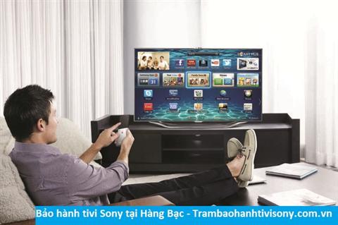 Bảo hành sửa chữa tivi Sony tại Hàng Bạc