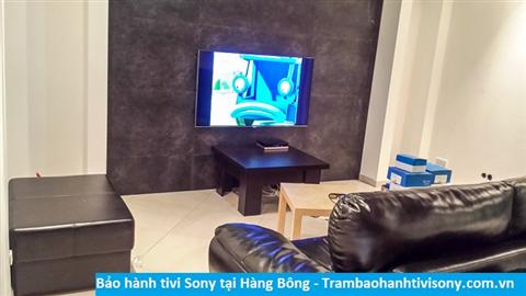 Bảo hành sửa chữa tivi Sony tại Hàng Bông
