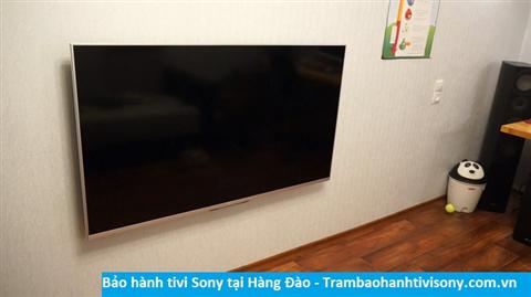 Bảo hành sửa chữa tivi Sony tại Hàng Đào