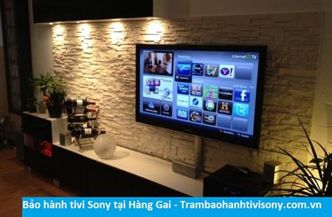 Bảo hành sửa chữa tivi Sony tại Hàng Gai