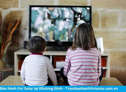 Bảo hành sửa chữa tivi Sony tại Khương Đình