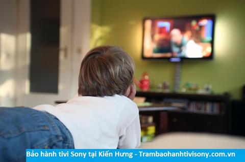Bảo hành sửa chữa tivi Sony tại Kiến Hưng