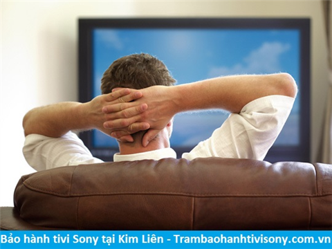 Bảo hành sửa chữa tivi Sony tại Kim Liên