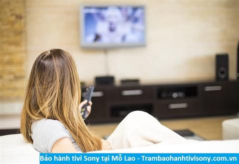 Bảo hành sửa chữa tivi Sony tại Mỗ Lao