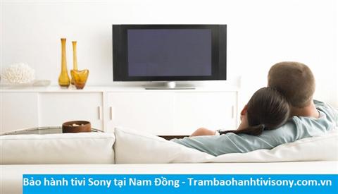 Bảo hành sửa chữa tivi Sony tại Nam Đồng