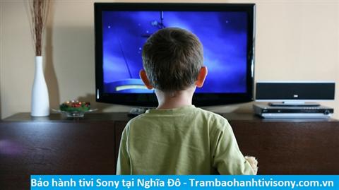 Bảo hành sửa chữa tivi Sony tại Nghĩa Đô