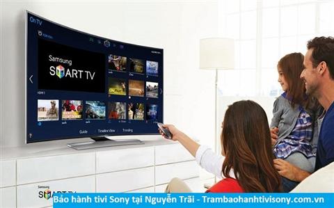 Bảo hành sửa chữa tivi Sony tại Nguyễn Trãi