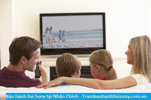 Bảo hành sửa chữa tivi Sony tại Nhân Chính