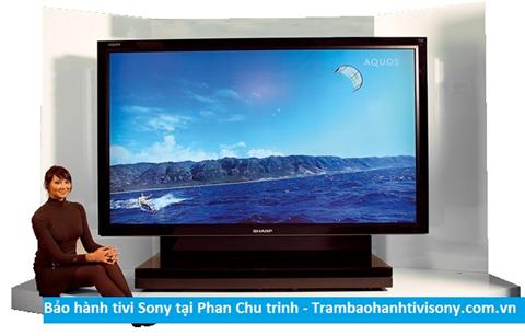 Bảo hành sửa chữa tivi Sony tại Phan Chu Trinh