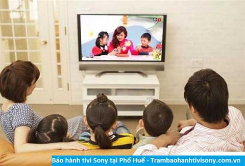 Bảo hành sửa chữa tivi Sony tại Phố Huế