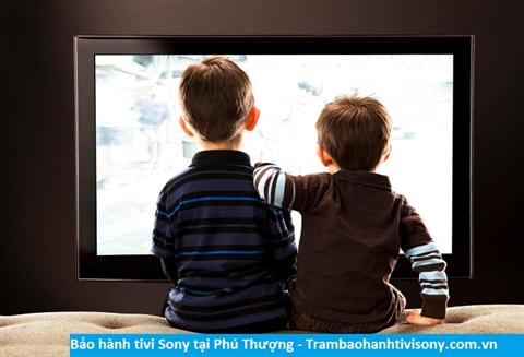 Bảo hành sửa chữa tivi Sony tại Phú Thượng