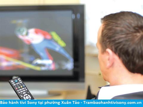 Bảo hành sửa chữa tivi Sony tại Xuân Tảo