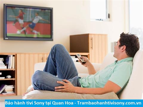 Bảo hành sửa chữa tivi Sony tại Quan Hoa