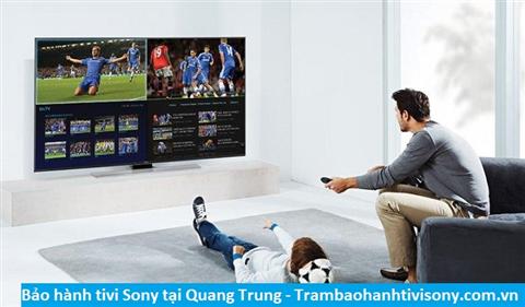 Bảo hành sửa chữa tivi Sony tại Quang Trung