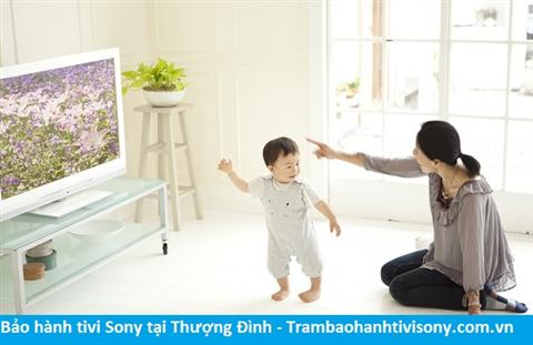 Bảo hành sửa chữa tivi Sony tại Thượng Đình