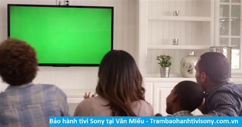 Bảo hành sửa chữa tivi Sony tại Văn Miếu