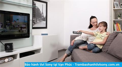 Bảo hành sửa chữa tivi Sony tại Vạn Phúc