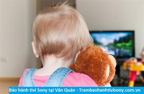 Bảo hành sửa chữa tivi Sony tại Văn Quán