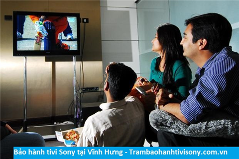 Bảo hành sửa chữa tivi Sony tại Vĩnh Hưng