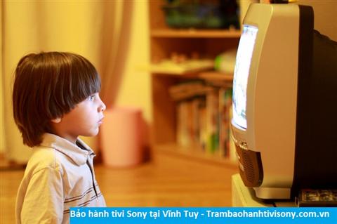 Bảo hành sửa chữa tivi Sony tại Vĩnh Tuy
