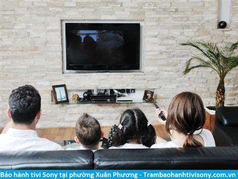 Bảo hành sửa chữa tivi Sony tại Xuân Phương