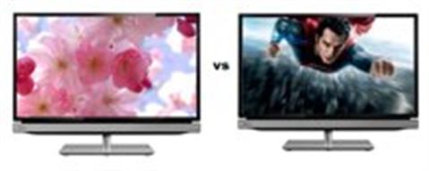 So sánh Tivi LED Toshiba 24P2300 và Tivi LED Toshiba 32P2300