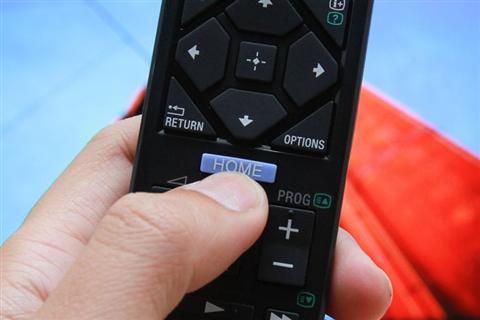 Hướng dẫn cách sử dụng điều khiển tivi Sony R300B