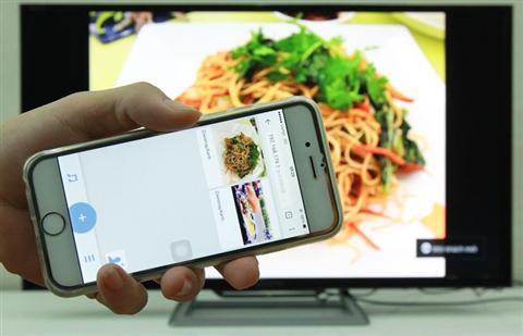 Hướng dẫn cách sử dụng tính năng Photo Share trên Internet tivi Sony