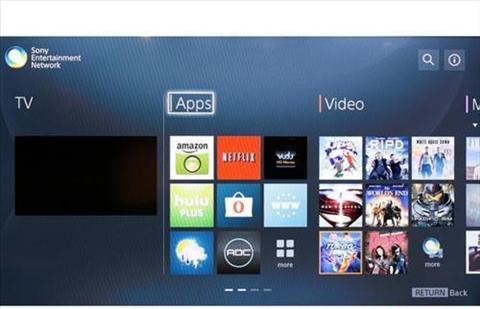 Đánh giá tivi LED Sony KDL-50W704A 50 inches Full HD