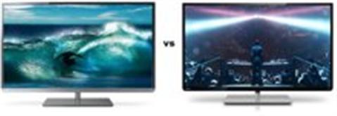 So sánh Tivi LED Toshiba 40PU200 và Toshiba 39L4300
