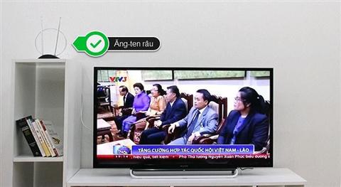Lắp ăng-ten thế nào để bắt được nhiều kênh DVB-T2 nhất?