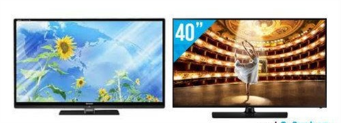 So sánh Tivi LED Samsung UA40H5003AKXXV và Smart TV Sharp LC-40LE835M