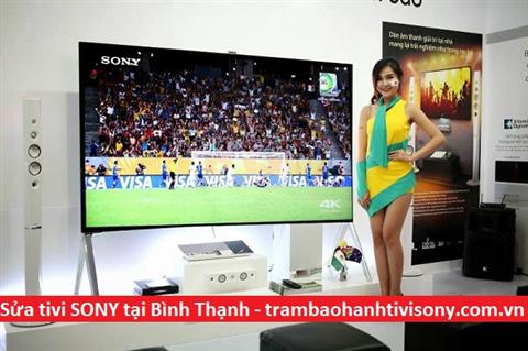 Sửa tivi SONY tại nhà quận Bình Thạnh