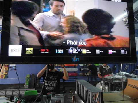 Tivi sony bị lỗi demo thì sửa thế nào?