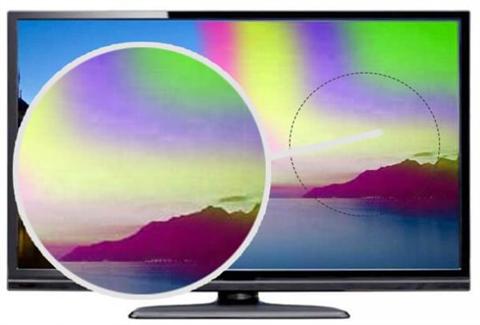 Tivi Sony bị nhiễm từ sửa thế nào?