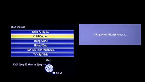 Trạm bảo hành tivi Sony ở Ninh Bình