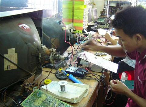 Trạm sửa chữa tivi Sony tại Hà Giang