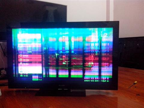 Bảo hành tivi Sony tại Ba Đình