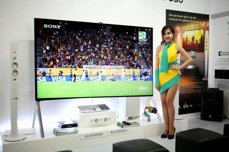 dịch vụ bảo hành tivi sony